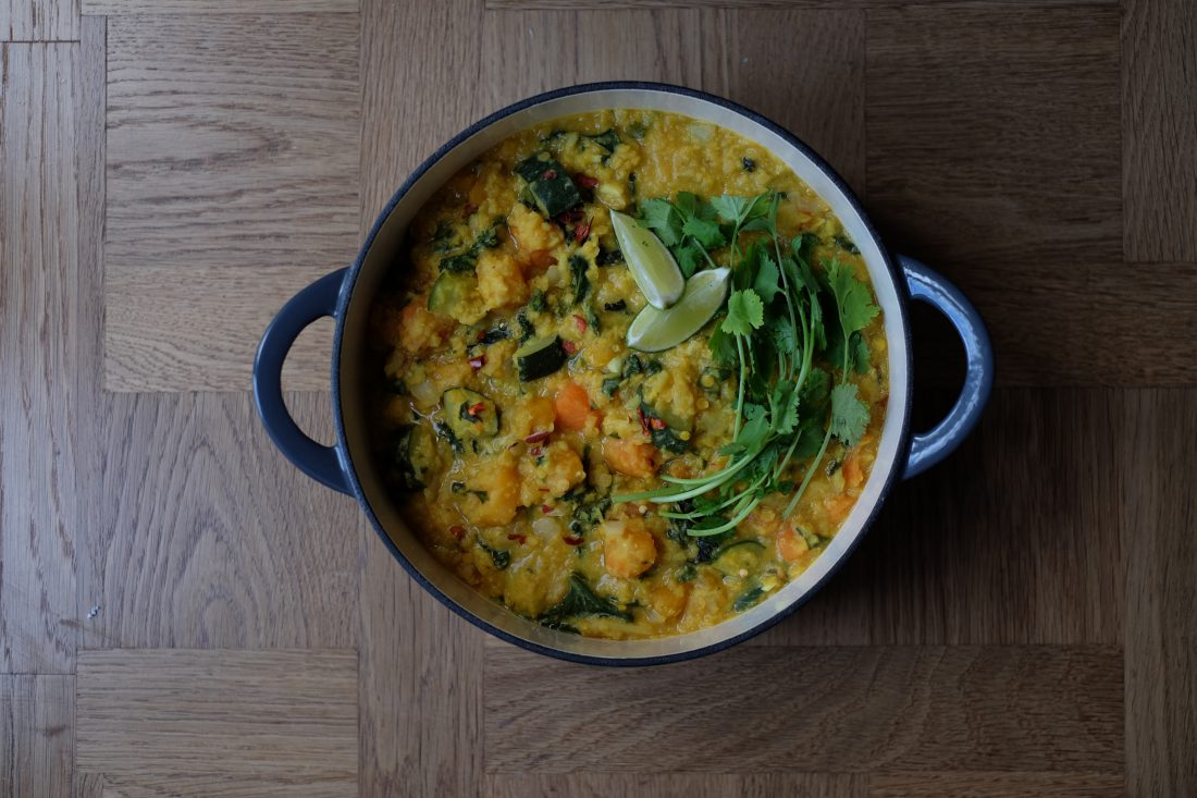 Our superfood enriched version of this traditional lentil curry. Dhalicious!