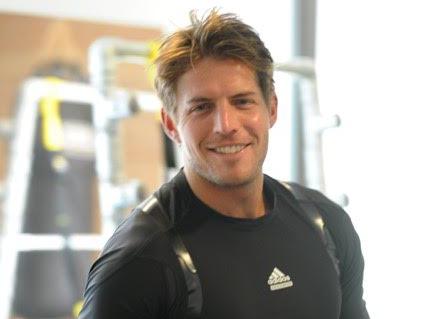 Jonny Lomax Fitness Trainer