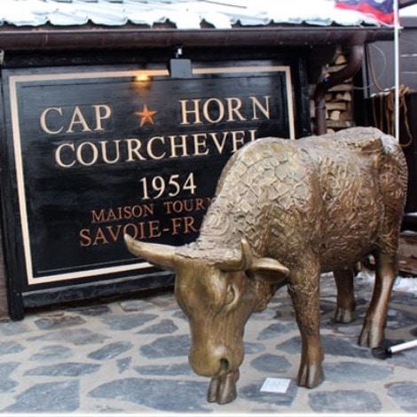 Caphorn Courchevel