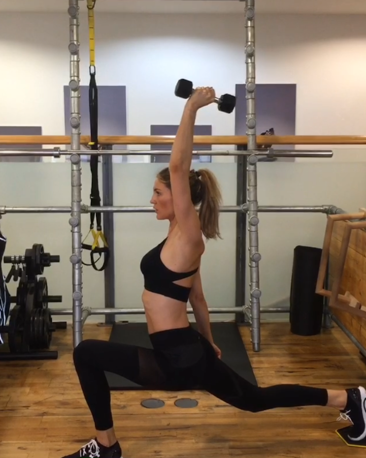 TMA Upper Body Workout